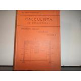 Calculista De Estructura Simon Goldenhorn 1944