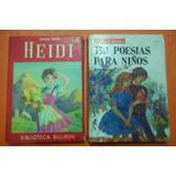 Libros Literatura Infantil Hombrecitos Corazon Heidi Billike