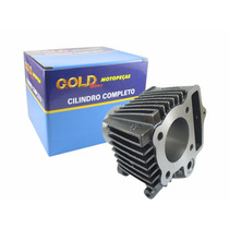 Kit Cilindro Do Motor Gold Shineray 50cc Para 70cc