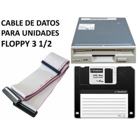 Cable De Datos Fdd Para Floppy 3 1/2 Disquetera