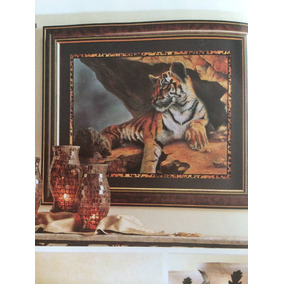 Superieur Cuadro De Tigre Marca Home Interiors