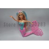 Barbie Sereia Com Acessórios Importada Pronta Entrega