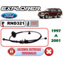 97-01 Ford Explorer Cable Selector De Velocidad Automatica