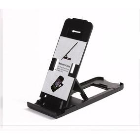 Holder Stand Para Celular Y Tablet Ajustable 5 Niveles