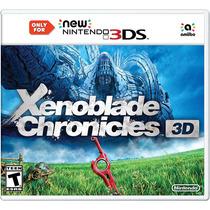 Videojuego Xenoblade Chronicles Nintendo 3ds Gamer
