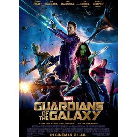 Pôster - Guardiões Da Galáxia - Frete Grátis