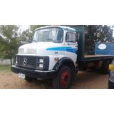 M Benz 1513 1981 Doble Eje Chata-buen Estado-barriola Autos
