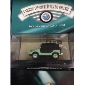 Miniatura Carros Inesquecíveis Dkw-vemag Candango (1961)