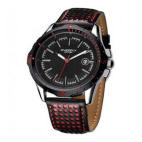 Relógio Esportivo Eyki Original Pulseira Em Couro