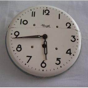 Reloj De Pared Kienzle - Loza Y A Cuerda - Artículo Vintage
