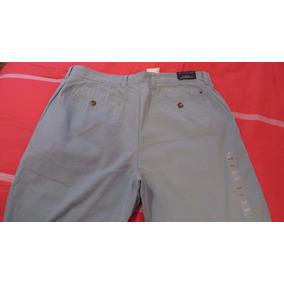 Pantalon Tommy Hilfiger Talla 36 W 30 L Custon Fit Regular