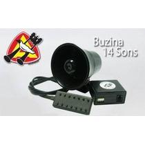 Buzina 14 Sons Personalizada - Araponga