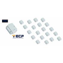 Kit 20 Sensores Magnéticos Ivp Sem Fio Intruder Ecp