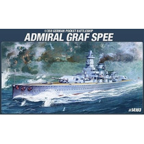 Navio Encouraçado Admiral Graf Spee - Academy