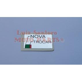 Adesivo Precaução Original Honda Cbx750 Regulagem Corrente
