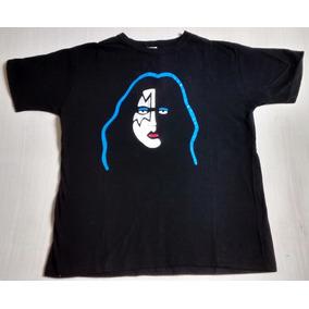 Camiseta Ace Frehley Kiss Make-up