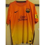 Camiseta Fútbol Barcelona España Nike #22 Araujo Utilería L
