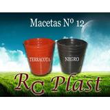 Maceta Soplada Plantines Nº14 X 50u. Mejor $ Mejor Calidad!
