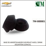 Base De Amortiguador Chevrolet Aveo / Spark Delantera Conica