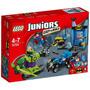 Batman Y Superman Vs. Lex Luthor Lego 10724