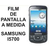 Film Protector De Pantalla A Medida Para Samsung I5700 - Nnv