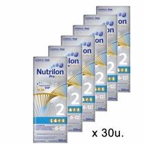 Nutrilon 2 Pro Futura Carton 200 Ml X 30u Leche Bebes