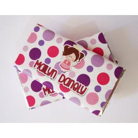 Chocolates Vaquita Personalizado Bautizo, Bienvenida Bebe