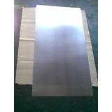 Chapa Aluminio Lisa 1000x500mm Na Esp. De 0,5mm.