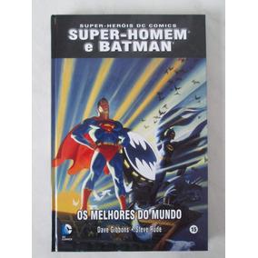 Super Homem E Batman - Edição De Luxo - Capa Dura - 2013
