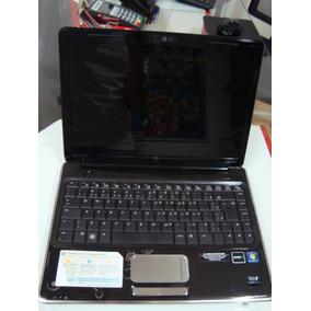 Notebook Hp Dv4 - 2112br Preto - Para Retirada De Peças