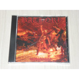 Cd Bathory - Hammerheart (alemão, Lacrado) Raro
