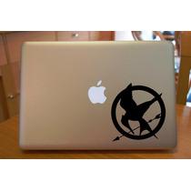 Los Juegos Del Hambre Sticker Macbook Laptop