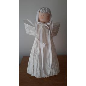 Angel Comuniòn - Bautismo 40 Cm De Alto.c/u