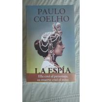 Libro La Espia / Paulo Coelho