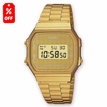 Reloj Casio Retro Vintage A168 - Edición Especial - Cfmx -