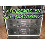 Bunker Mx 3400 Mx 5000 Implecable Poder Amplificador Klm