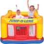 Jump Pula Pula Infantil Cama Elástica Trampolim Rede Proteçã