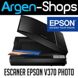 Escaner Epson Perfection V370 Fotos Diapositivas Y Negativos
