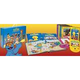 Mi Primera Enciclopedia Plaza Sesamo 2 Vol + 10 Dvd