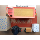 Kit Filtros Originales Gasoil Aire Aceite Ford Ecosport 1.4