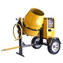 Revolvedora De Concreto A Gasolina 7.5 Hp Evans Oferta