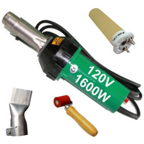 Pistola Aire Caliente Tipo Leister 1600 W, Soldar Lonas
