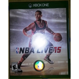 Nba Live 15 Xbox One Nuevo Sellado