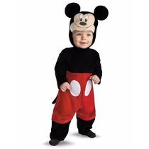 Disfraz Mickey Mouse Entrega Inmediata