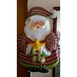 Adornos De Foami Navidad Imanes Santa Renos Muñecos De Nieve