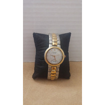 Reloj Lobor Collection Chapa De Oro Resistente Al Agua