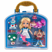 Muñeca Disney Animators Mini Set Alicia En País 2016