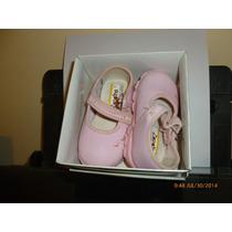 Zapatos Sandalias Beba Nº 18 Guillermina Fiesta Informal