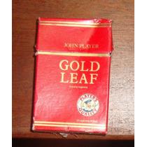 Cja De Cigarrillos Gold Leaf