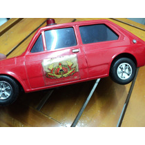 Brinquedo Antigo Carro Carrinho Bate Volta Estrela Bombeiro